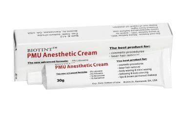 Результативный PMU, Крем - анестетик, 30g заказать в интернет магазине