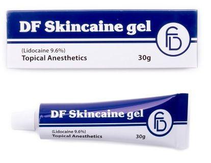Отличный DF Skincaine Gel, 30g купить в Украине