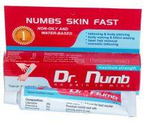 Dr.Numb, Крем - анестетик, 30g