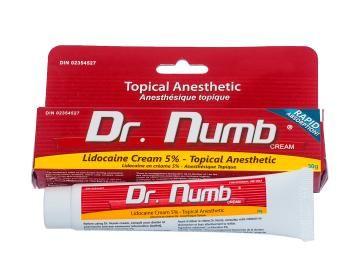 Быстродействующий Dr.Numb Original, Крем - анестетик, 30g с доставкой