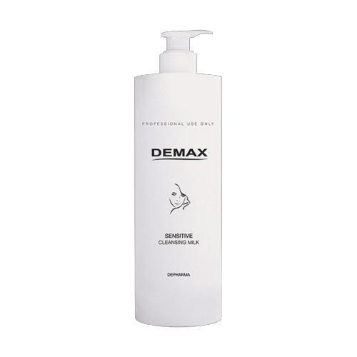 Результативный Очищающее молочко для чувствительной кожи - Demax Purifiers and Tonics Sensitive Cleansing Milk, 500ml заказать в интернет магазине