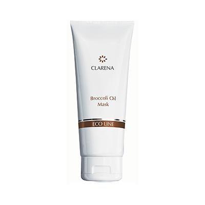 Качественный Кремовая маска на основе арганового масла и экологически чистого экстракта брокколи - Clarena Broccoli Oil Mask, 200ml рекомендации