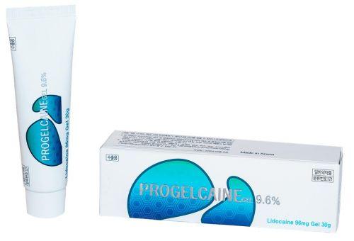 Быстродействующий Progelcaine Gel, Гель - анестетик, 30g с доставкой