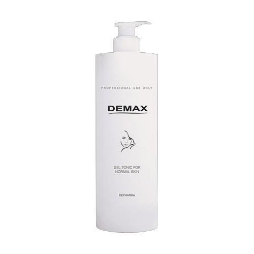 Качественный Гель-тоник с гиалуроновой кислотой - Demax Antistress Line Gel Tonic, 500ml рекомендации