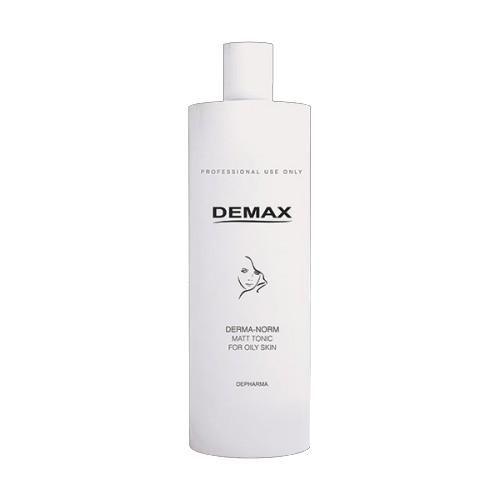 Профессиональный Тоник для жирной и комбинированной кожи - Demax Cleansing Tonic, 500ml купить в Харькове