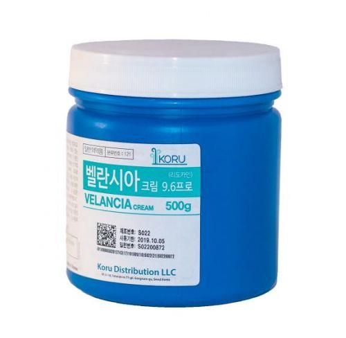 Косметологический J - CAIN (Velancia) 9.6%, Крем - анестетик, 500g магазин Numb Market