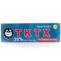 TKTX 20%, Крем - анестетик, 10g