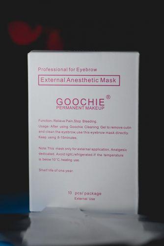 Результативный Goochie anesthetic mask brows (PM brows  ONLY), 1 шт заказать в интернет магазине