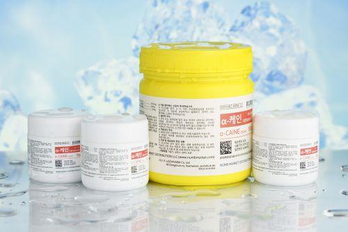 Профессиональный A - CAINE 10,95%, Крем - анестетик, 500g купить в Харькове