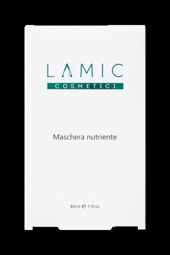 """Хороший Питательная маска """"Maschera nutriente Lamic cosmetici"""" набор из 3 масок заказать"""