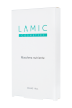 """Питательная маска """"Maschera nutriente Lamic cosmetici"""" набор из 3 масок"""