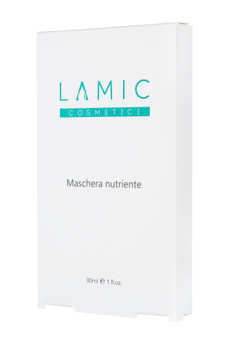 """Отличный Питательная маска """"Maschera nutriente Lamic cosmetici"""" набор из 3 масок купить в Украине"""