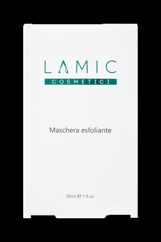 """Качественный Маска - эксфолиант """"Maschera esfoliante Lamic cosmetici"""" набор из 3 масок рекомендации"""