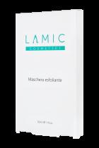 """Результативный Маска - эксфолиант """"Maschera esfoliante Lamic cosmetici"""" набор из 3 масок заказать в интернет магазине"""