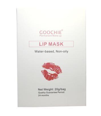 Результативный Goochie anesthetic mask lips (PM lips ONLY), 10 шт заказать в интернет магазине
