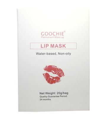 Качественный Goochie anesthetic mask lips (PM lips ONLY), 1 шт рекомендации