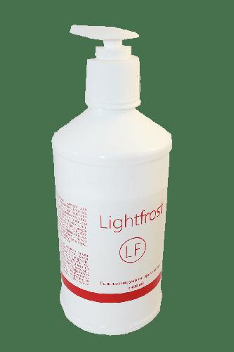 Результативный Light frost , Гель - анестетик, 400g заказать в интернет магазине
