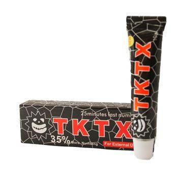 Оригинальный TKTX 35% (Black), Крем - анестетик, 10g заказать в Харькове