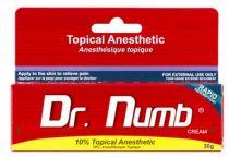 Хороший Dr.Numb (Epinephrine), Крем - анестетик, 30g заказать