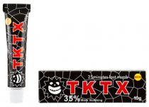 Косметологический TKTX 35% (Black), Крем - анестетик, 10g магазин Numb Market