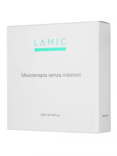 """Косметологический Безинъекционная мезотерапия """"Mesoterapia senza iniezioni Lamic cosmetici, 10 procedure"""" магазин Numb Market"""