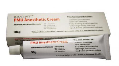 Косметологический PMU, Крем - анестетик, 30g магазин Numb Market