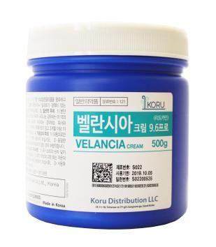 Профессиональный J - CAIN (Velancia) 9.6%, Крем - анестетик, 500g купить в Харькове