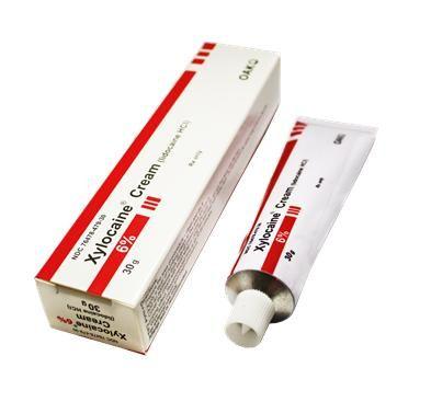 Хороший Xylocaine® Cream 6%,  Крем - анестетик, 30g заказать